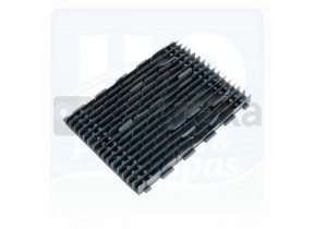 Brosse pvc grise RB00122GY